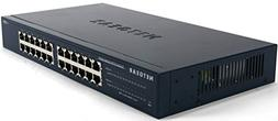 24port Gigabit Ethernet Switch