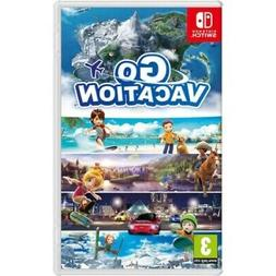 go vacation sports game switch