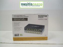 NETGEAR GS108-400NAS ProSafe 8-port Gigabit Desktop Switch 1