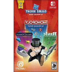 Hasbro Game Night for Nintendo Switch Switch