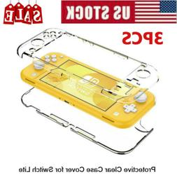 HD Screen Protector Front Film 2x + Hard Clear Case Cover Fo