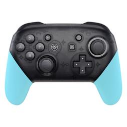 Heaven Blue Handle Grips Shell Replacement for Nintendo Swit