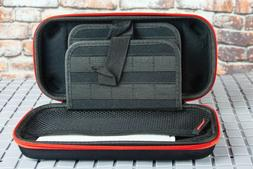 Hestia Goods Switch Carrying Case compatible with Nintendo S