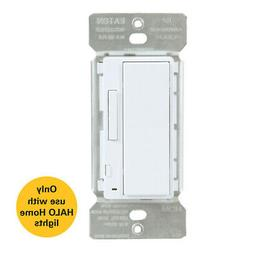 Halo HIWAC1BLE40A In-Wall Bluetooth Accessory Dimmer Switch