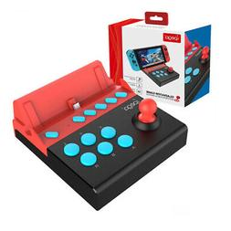 HOT~Gamepad Controler Mini Arcade Stick Fighting Stick For N