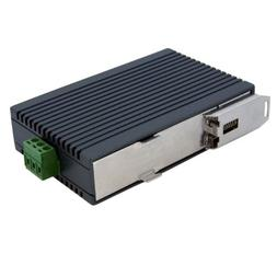StarTech.com IES5100 5 Port Unmanaged DIN-Rail Mountable Ind