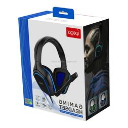 ipega Gaming Headset with Mic for Switch Lite Xbox One PS4