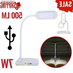 TW Lighting LED Ivy Office Computer Desk Lamp With USB Charg