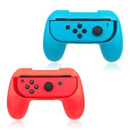 Fyoung Joy-Con Grip Handles for Nintendo Switch, Wear-resist