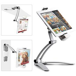 Kitchen Tablet Mount Stand iKross 2-in-1 Kitchen Wall/Counte