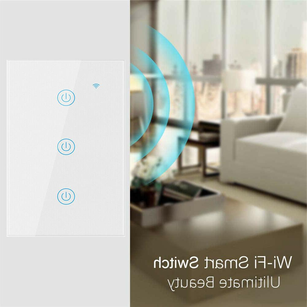 1/2/3 Wall Touch Glass Panel APP