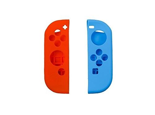 Pegly Kit For Switch, Including Joy-Con Charger, and Tempered