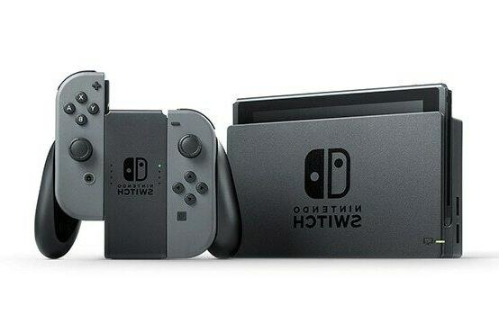 2020 Nintendo Switch with Gray