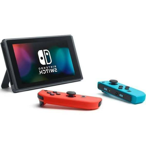 2020 Neon Blue and Red Joy‑Con 32GB