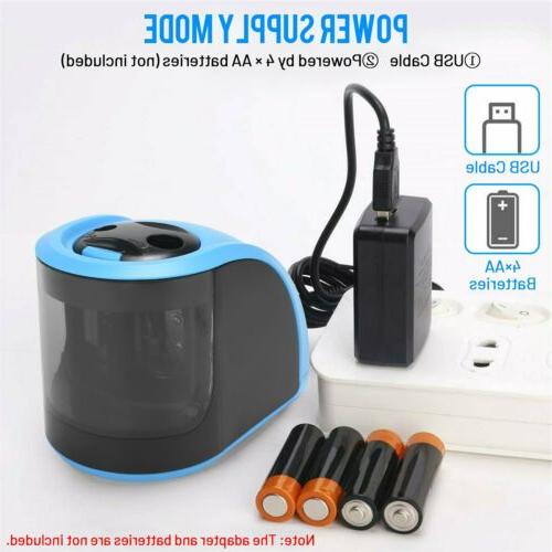 4 in Electric Pencil Sharpener Switch School Office