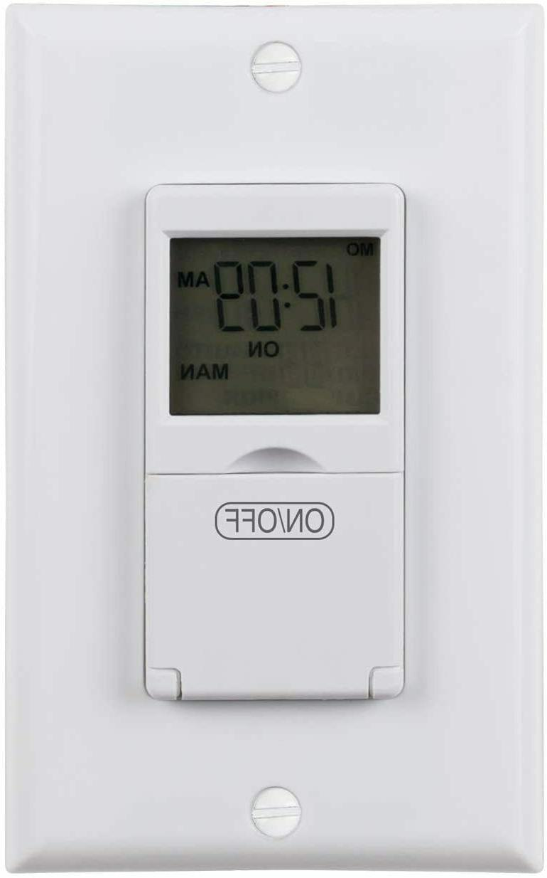 7 day programmable switch