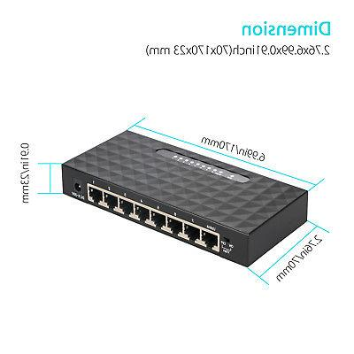 Switch for Router & Modem