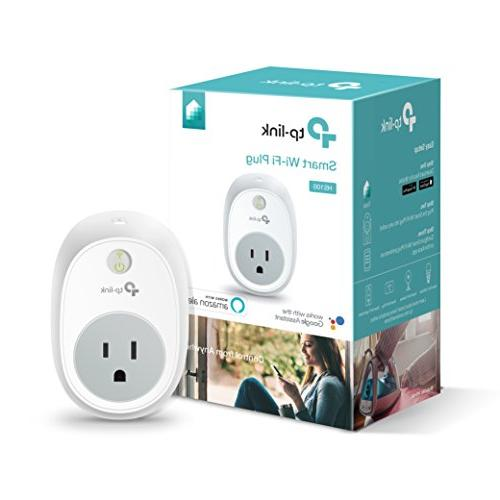 Kasa Smart Plug by – Plug, No Required, Works and Google