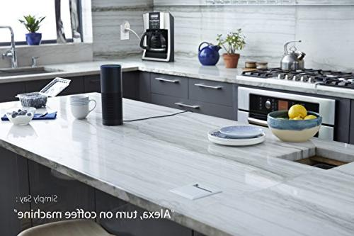 Kasa Smart Outlet w/Energy Monitoring - Connection, No Hub with Google