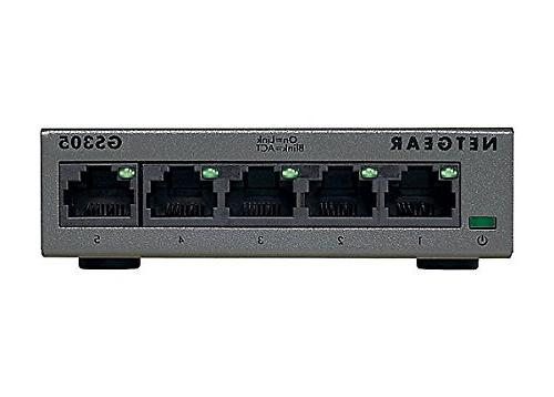 Unmanaged Splitter, Sturdy Fanless, Plug-and-Play