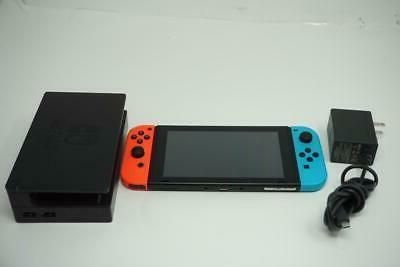 Nintendo - Nintendo Switch™ 32gb Console - Neon Red/ne