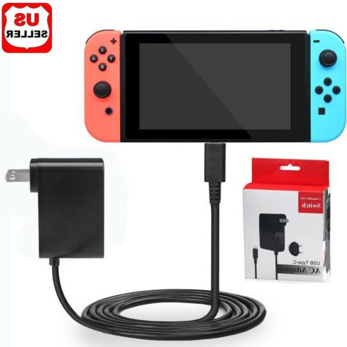 ac adapter power supply for nintendo switch