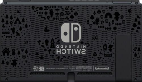 animal crossing switch console tablet only