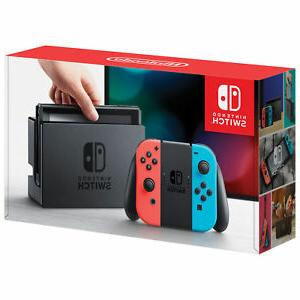 new never opened nintendo switch 32gb gray