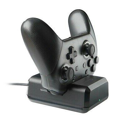 charging dock for switch pro controller