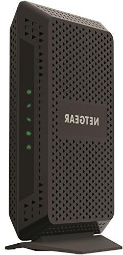 Netgear CM600-1AZNAS  DOCSIS 3.0 Cable Modem, Max download s
