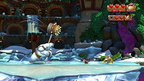 Donkey Kong Country: Freeze - Nintendo