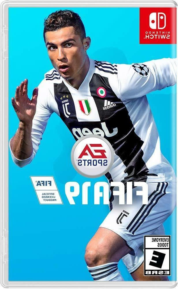 fifa 19 nintendo switch games sports soccer