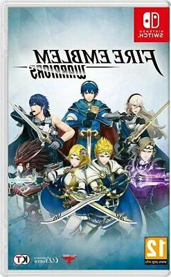Fire Emblem Warriors - Nintendo Switch - Brand New - Region