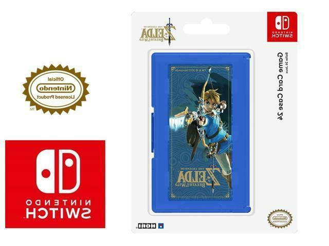 game card case 24 zelda breath of