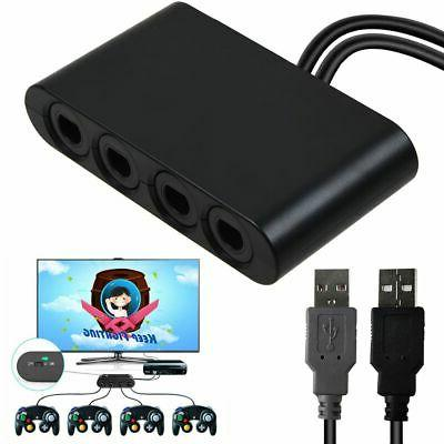 GameCube Adapter for Nintendo Switch PC to