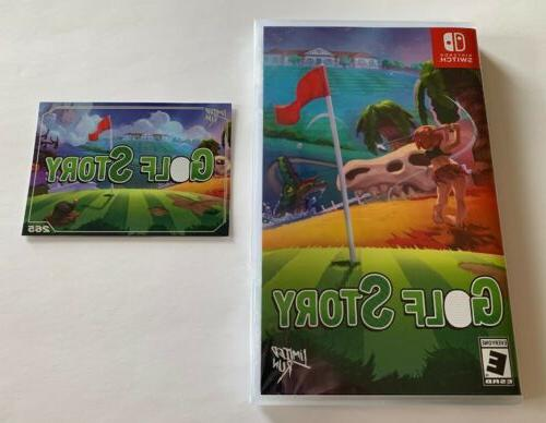 golf story switch limited run games 15