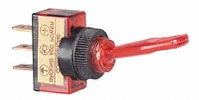 h61905001 green spst toggle switch