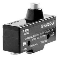 OMRON INDUSTRIAL AUTOMATION A-20GQ-B7-K MICRO SWITCH, PLUNGE