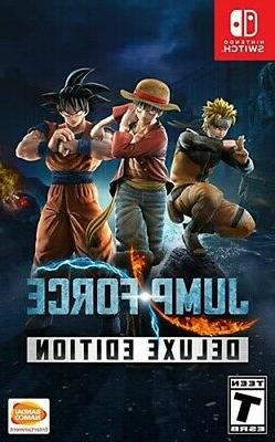 JUMP FORCE - Deluxe Edition for Nintendo Switch