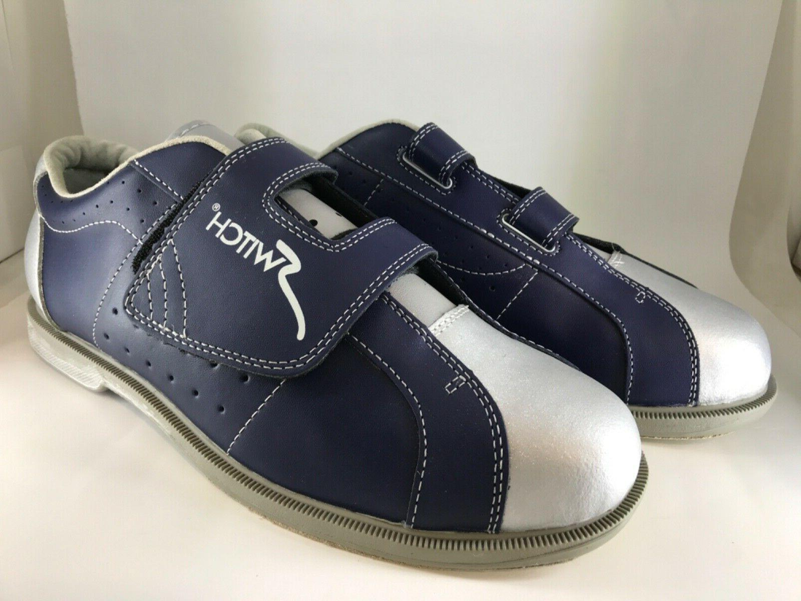 leather sole bowling shoes by size 12