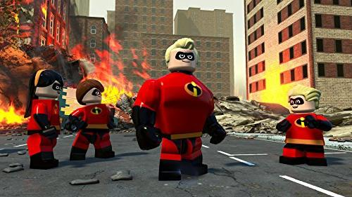 LEGO Pixar's Incredibles