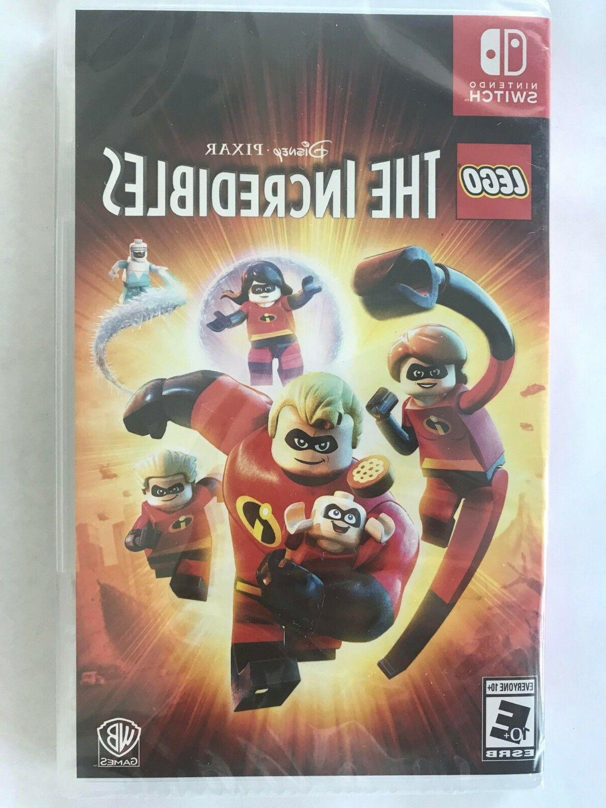 lego disney pixar s the incredibles switch