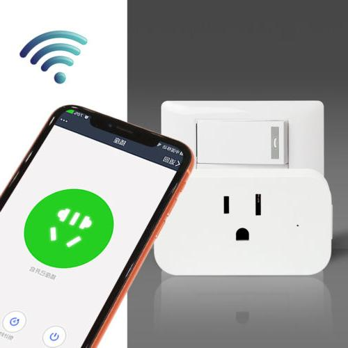 Power Outlet Control For Alexa Wireless Socket