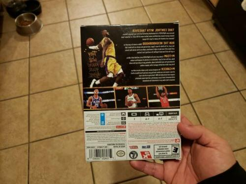 NBA 2K19 20TH EDITION SWITCH