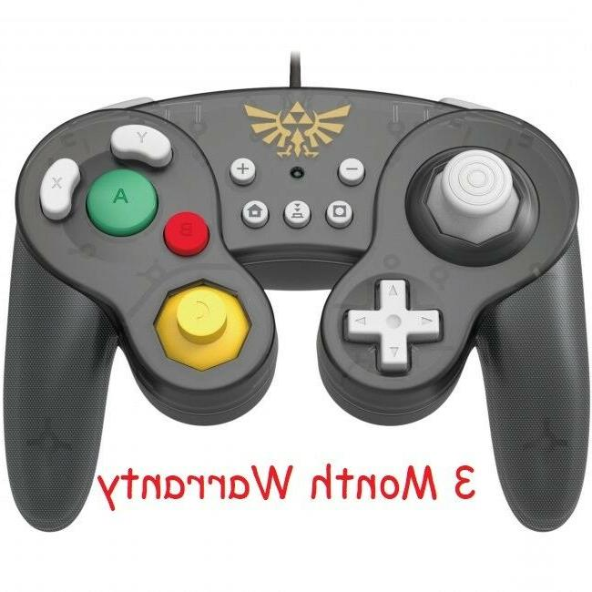 new gc style battle pad for nintendo
