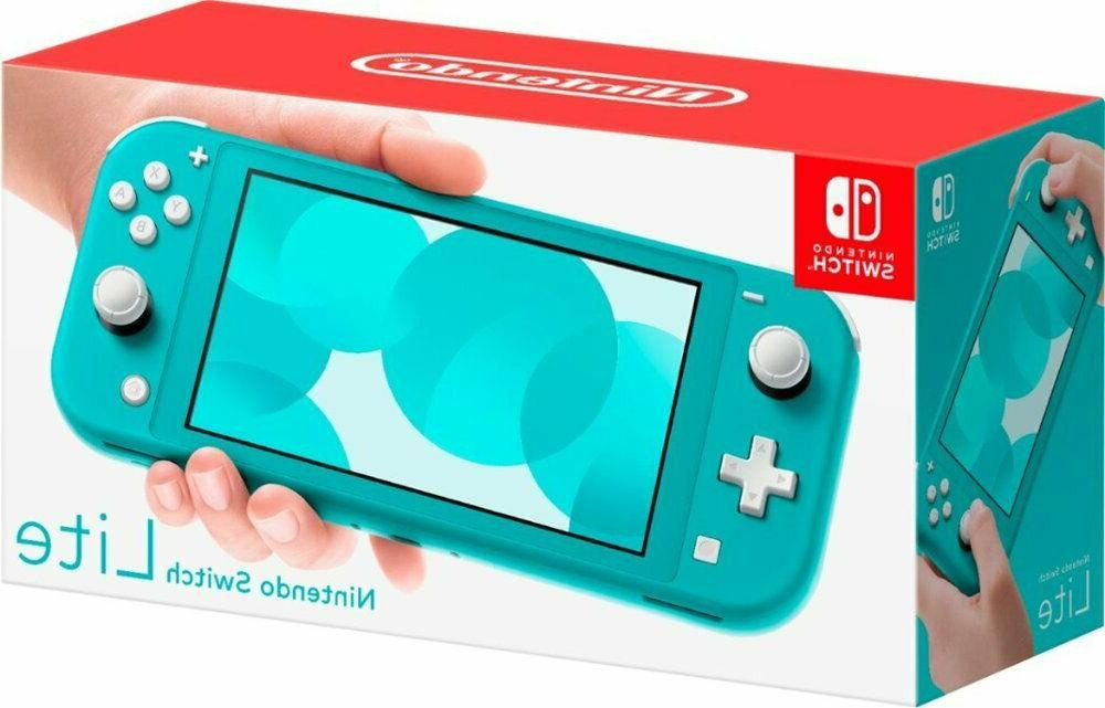 new switch 32gb lite four colors