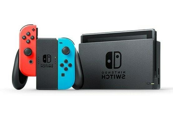 NEW Nintendo Switch Joy Cons +