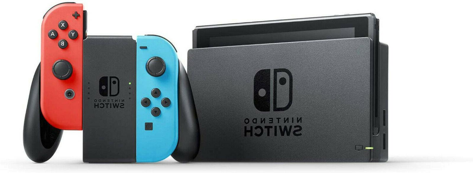 NEW Nintendo Switch Double Pack Bundle System game