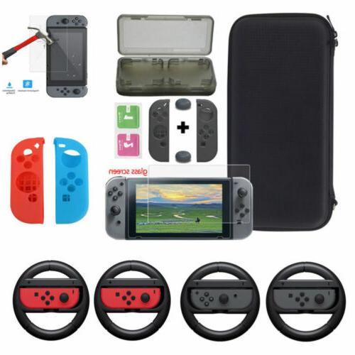 nintendo switch accessories carry hard shell