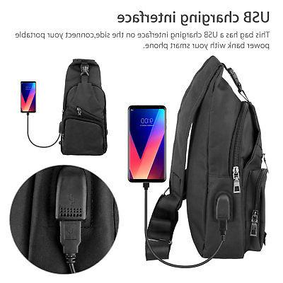 Nintendo Backpack Crossbody Travel For Console Joy-Cons Accessories
